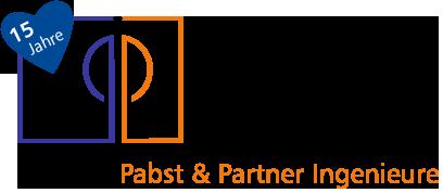 Pabst und Partner Ingenieurbüro Bonn Retina Logo
