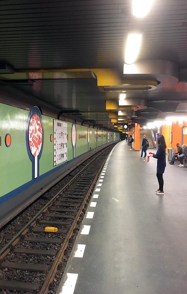 Pabst & Partner Ingenieure UBahn Brandschutzplanung