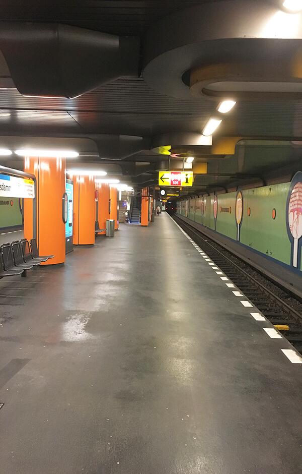 Pabst & Partner Ingenieure Bonn UBahn Brandschutzplanung