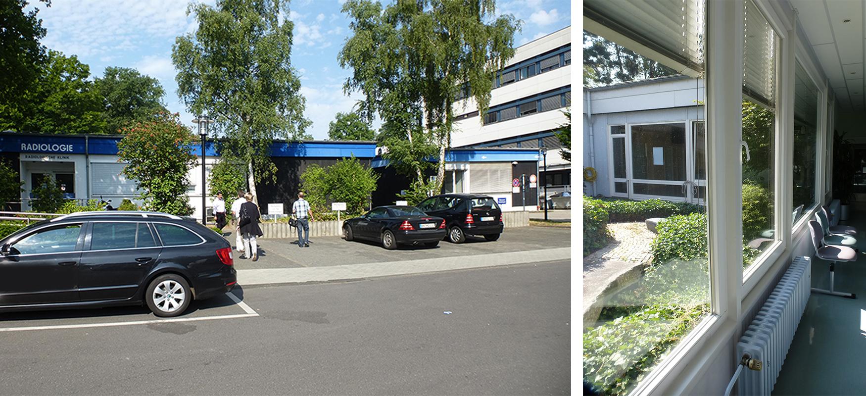 Brandschutzplanung in der Radiologie Bonn vom Ingenieurbüro Pabst und Partner Ingenieure