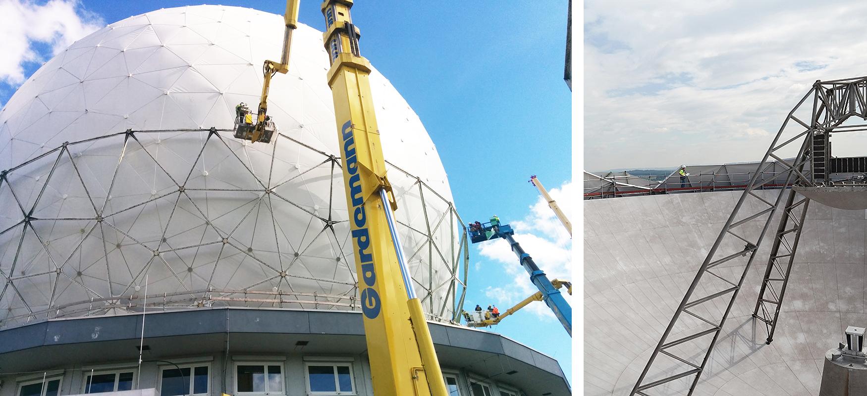 Radom von Ingenieurbüro Pabst & Partner Ingenieure in Bonn